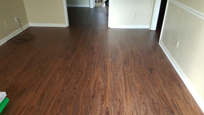 Hardwood Tile Flooring Bathroom Remodeling Huntsville AL - Bathroom remodeling huntsville al