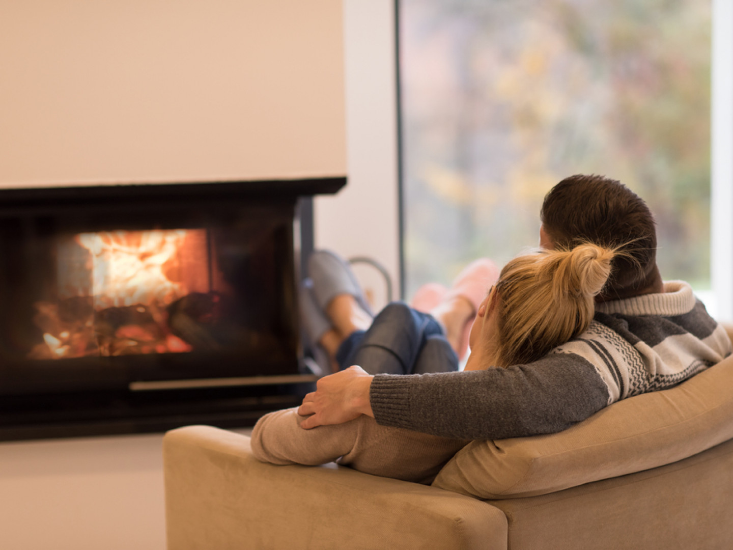 Get Cozy by Your New Fireplace